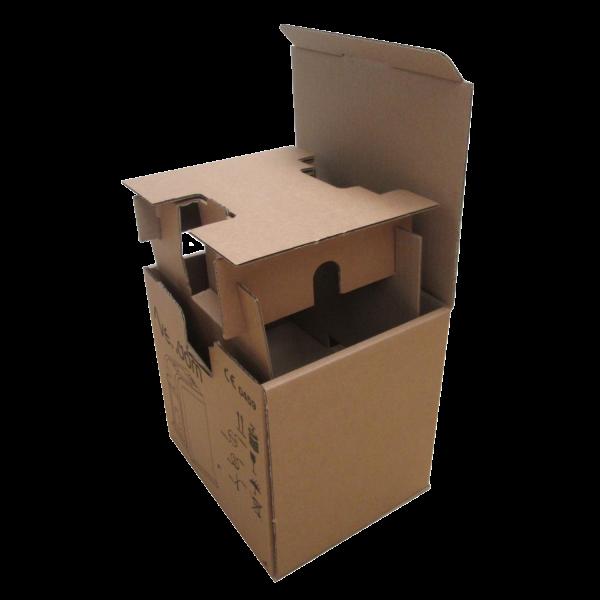 Groupe Valois - Boite avec calage carton