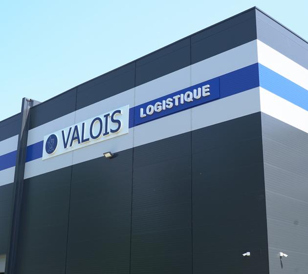 Groupe Valois - Logistique