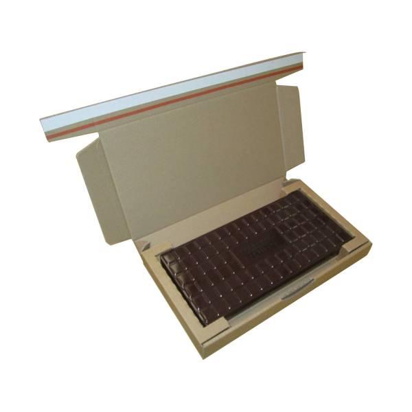 Boîte sécurisée avec calage carton intégré