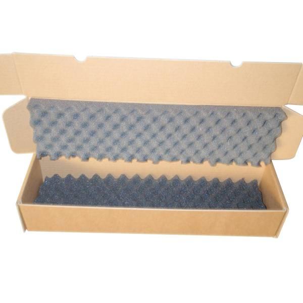 Boîte avec calage mousse