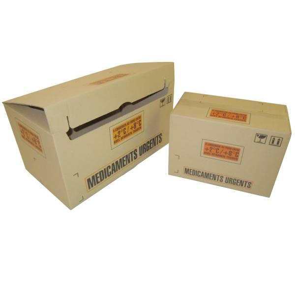 Emballages médicaments