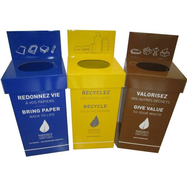 Bac de tri déchets